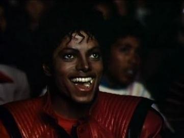 Vem à tona as fotos incríveis das filmagens de 'Thriller' de Michael Jackson
